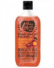 Kup Rozświetlający żel pod prysznic - MonoLove Bio Grapefruit-Curacao Shower Glow Gel
