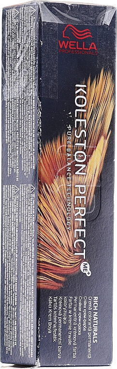 PRZECENA! Trwała farba do włosów - Wella Professionals Koleston Perfect Me+ Rich Naturals * — фото N5