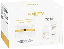 Kup Zestaw - Sisleya L'Integral Anti-Age Eye And Lip Contour Cream Set (cr/4ml + lot/15ml + cr/lip/eye/15ml)