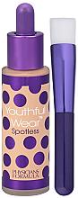 Kup Wygładzający podkład z pędzlem do twarzy SPF 15 - Physicians Formula Youthful Wear Spotless Foundation