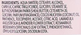 Naturalny krem do rąk - Baylis & Harding Goodness Rose & Geranium Natural Hand Cream — фото N3