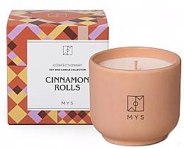 Kup Sojowa świeca Cynamonowe bułki - Mys Cinnamon Rolls Candle