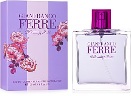 Kup Gianfranco Ferre Blooming Rose - Woda toaletowa
