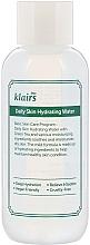 Kup Głęboko nawilżający tonik do twarzy z ekstraktem z zielonej herbaty - Klairs Daily Skin Hydrating Water