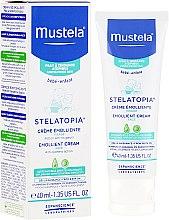 Kup Emolientowy krem do twarzy - Mustela Bebe Emollient Cream