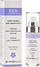 Kup Serum do twarzy ujędrniające i wygładzające - Ren Keep Young and Beautiful Smoothing Serum