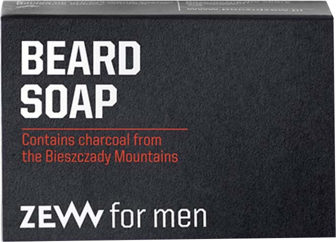 Mydło do brody - Zew For Men Natural Beard Soap
