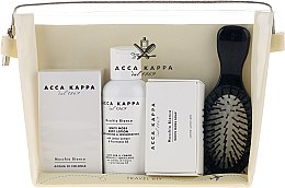 Kup Zestaw - Acca Kappa (edp/30ml + b/lotion/100ml + soap/50g + hairbrush)