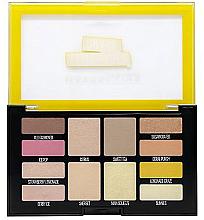 Paleta do makijażu - Maybelline Lemonade Craze Palette — фото N2