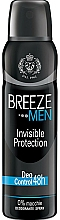 Kup Breeze Deo Invisible Protection - Dezodorant w sprayu