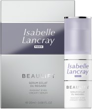 Kup Regenerujące serum rozświetlające do skóry wokół oczu - Isabelle Lancray Beaulift Radiant Eye Creamy Serum