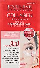 Kup Ujędrniające hydrożelowe płatki pod oczy z liftingującym kolagenem - Eveline Cosmetics Collagen 8in1 Turbo Action Firming Hydrogel Eye Pads