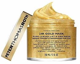 Kup Dyniowa maska enzymatyczna do twarzy - Peter Thomas Roth 24k Gold Mask Pure Luxury Lift & Firm
