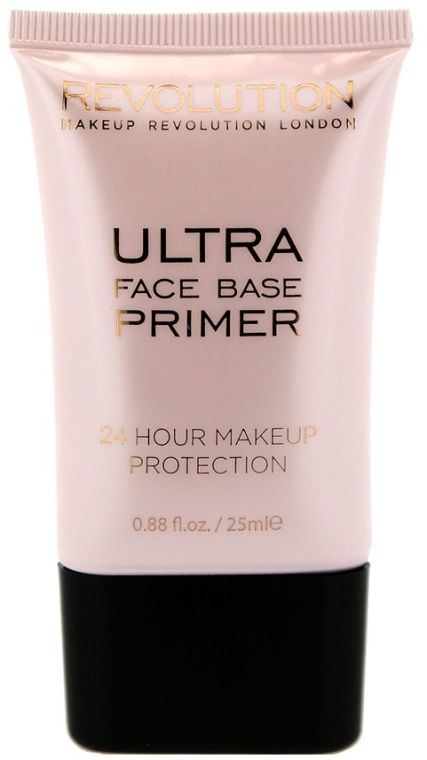 Primer do twarzy - Makeup Revolution Ultra Face Base Primer