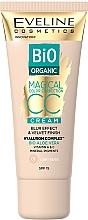 Kup Krem CC - Eveline Cosmetics Bio Organic Magical Color Correction