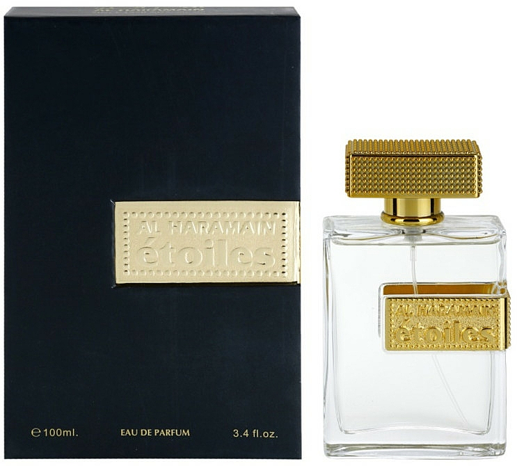 Al Haramain Etoiles Gold - Woda perfumowana — фото N1