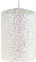 Kup Świeca dekoracyjna, perłowa, 7 x 10 cm - Artman Glamour