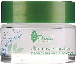 Kup Ultranawilżający krem z kwasem hialuronowym - AVA Laboratorium Ultra Moisturizing Hyaluronic Cream