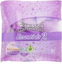 Kup Zestaw jednorazowych maszynek do golenia - Wilkinson Sword Essentials 2 Kit