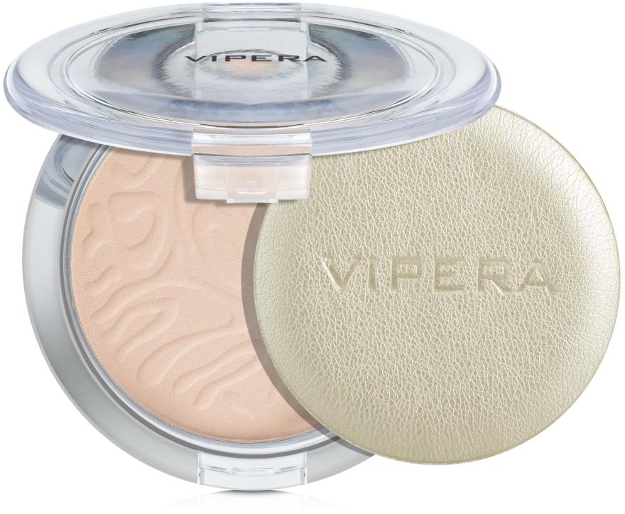 Puder w kompakcie do każdego rodzaju cery - Vipera Fashion Powder