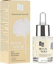 Kuracja rozświetlająca do twarzy - AA Reveal Youth Skin Reflection Treatment — фото N1