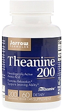 Kup Suplement diety, L-teanina, 200 mg - Jarrow Formulas Theanine, 200 mg