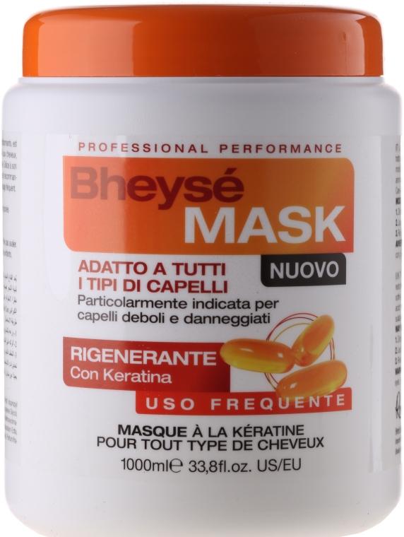 Keratynowa maska do włosów - Renee Blanche Mask Bheyse — фото N1