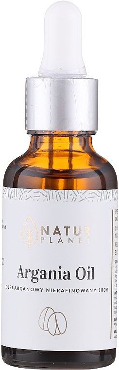 Olej arganowy - Natur Planet Argan Oil 100%