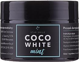 Kup PRZECENA! Wybielający proszek do mycia zębów  - Star Smile CoCo White Mint*