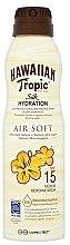 Kup Ochronny spray do opalania ciała SPF 15 - Hawaiian Tropic Silk Hydration Air Soft Protective Mist