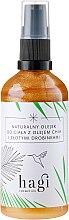 Kup Naturalny olejek do ciała z olejem chia i złotymi drobinkami - Hagi Piąty żywioł