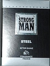 Kup Woda po goleniu - Strong Men After Shave Steel