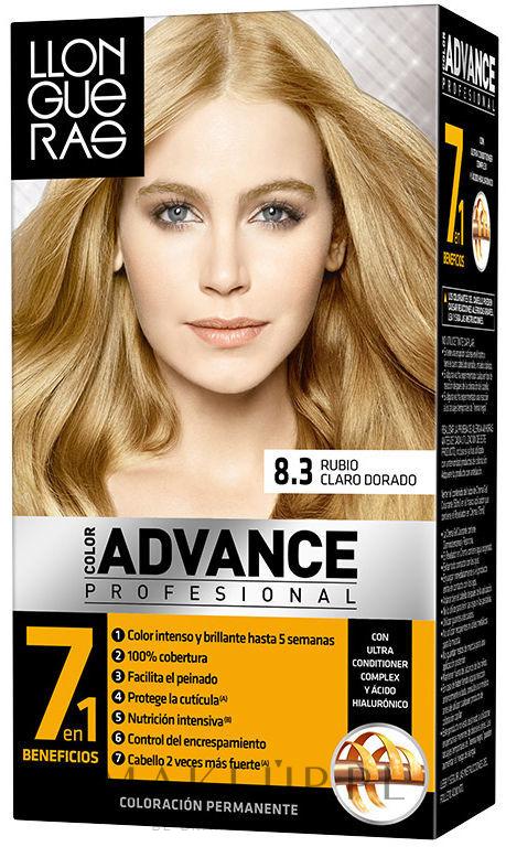 PRZECENA! Farba do włosów - Llongueras Color Advance Hair Colour * — фото 8.3