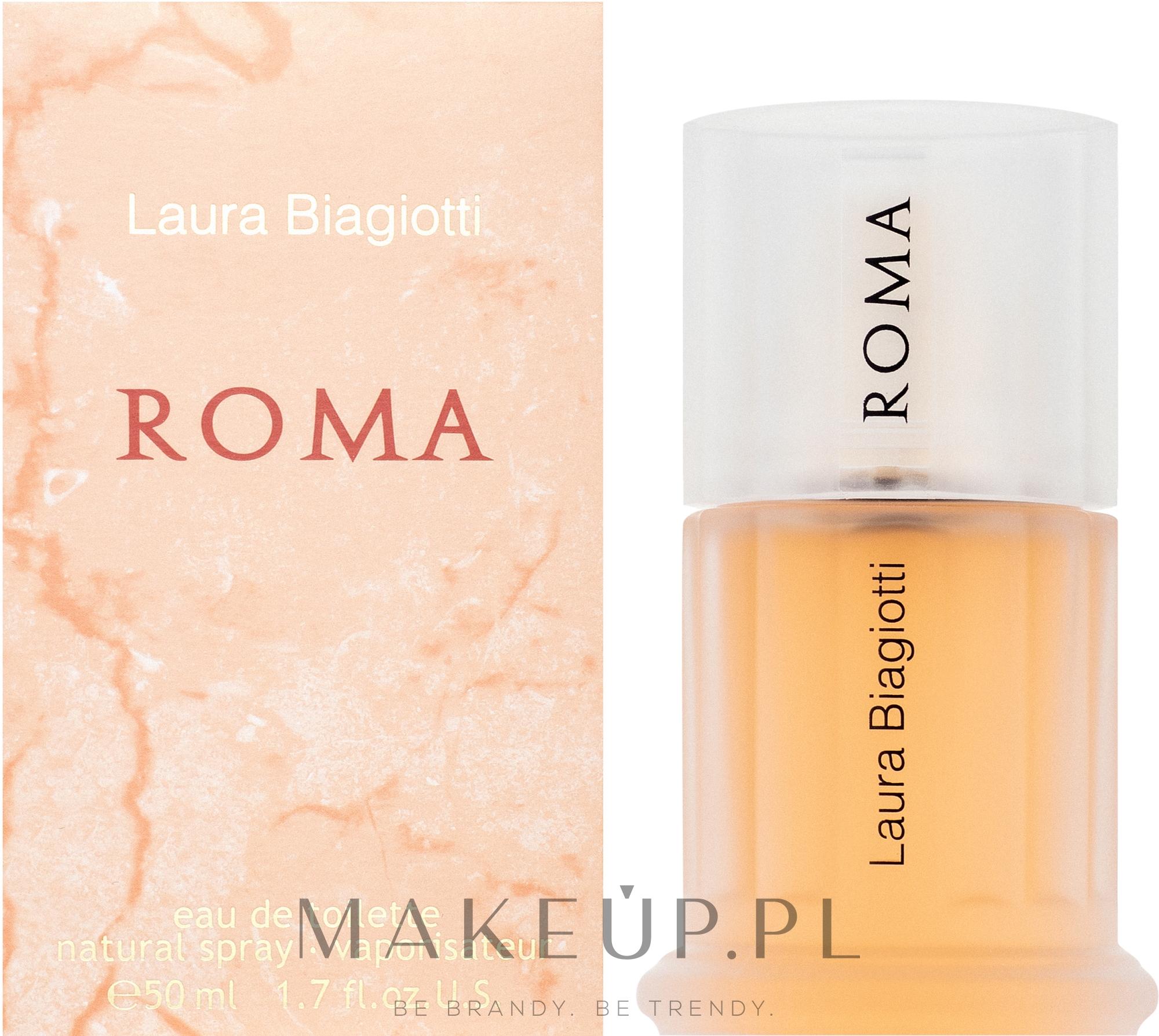 Laura Biagiotti Roma - Woda toaletowa — фото 50 ml