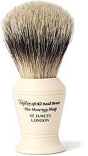 Kup Pędzel do golenia, S375 - Taylor of Old Bond Street Shaving Brush Super Badger size M