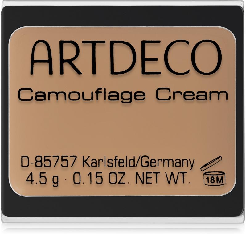 Wodoodporny kamuflaż w kremie (wkład do kasetki magnetycznej) - Artdeco Camouflage Cream Concealer