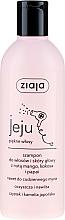 Szampon do włosów i skóry głowy z nutą mango, kokosa i papai - Ziaja Jeju — фото N1