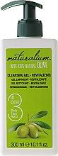 Kup Naturalny rewitalizujący żel oczyszczający do ciała, twarzy i rąk z oliwą z oliwek - Naturalium Revitalizing Cleansing Gel With Olive