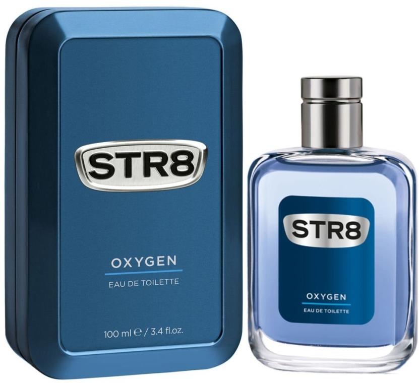 STR8 Oxygen - Woda toaletowa