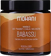 Kup Masło do ciała Babassu Dotyk tropików - Mohani Rich Butters