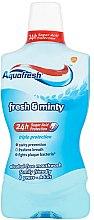 Kup Płyn do płukania jamy ustnej Ekstraświeżość - Aquafresh Extra Fresh & Minty