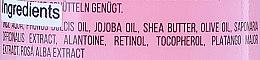 Naturalny żel pod prysznic do ciała i włosów Galaretka z białej róży - Stani Chef's Hair And Body Hair & Body Shower Gel White Rose Jelly — фото N3