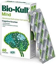 Kup Suplement diety wspierający funkcje poznawcze, 60 tabletek - Bio-Kult Mind
