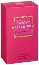 Kup Cartier Baiser Fou - Woda perfumowana
