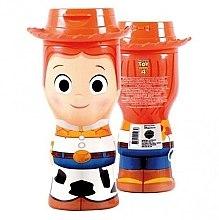Kup Żel pod prysznic dla dzieci - Disney Toy Story 4 Jessie Shower Gel