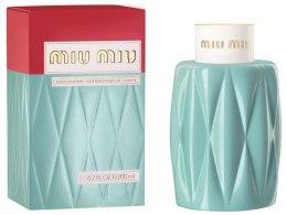 Kup Miu Miu Eau de Parfum - Perfumowane mleczko do ciała