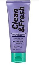Kup Nawilżająca maseczka glinkowa z kwasem hialuronowym - Eunyul Clean & Fresh Intense Hydrating Clay Mask