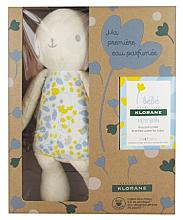 Kup PRZECENA! Klorane Baby Set My First Scented Water + Baby Accessory - Zestaw (edt 50 ml + toy) *
