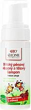 Kup Piankowy szampon dla dzieci do mycia ciała i włosów - Bione Cosmetics Kids Range Foamy Hair & Body Shampoo