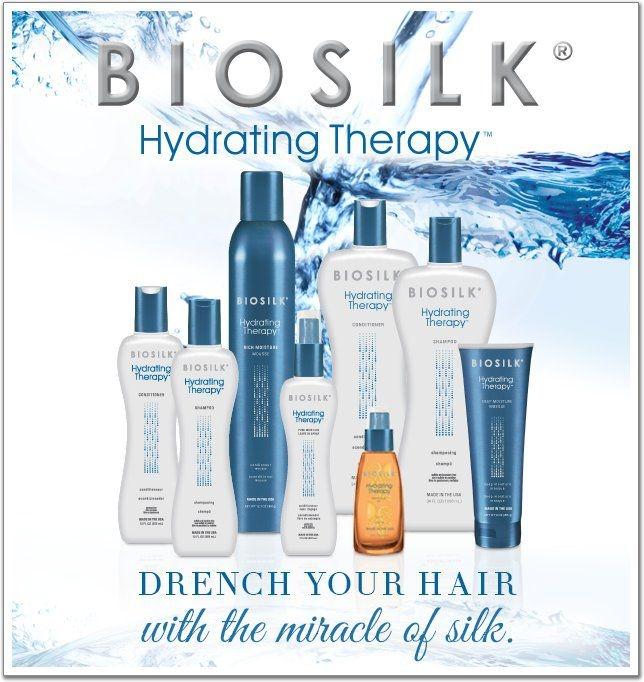 Głęboko nawilżający olejek do włosów - BioSilk Hydrating Therapy Maracuja Oil — фото N6